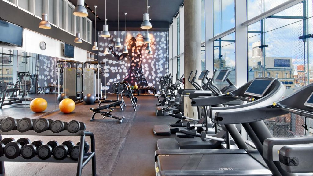 Personal training at w hotel london oitoo